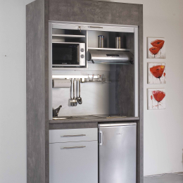 Kitchenette Compacte Bloc Fabulous The Best Kitchenette Studio